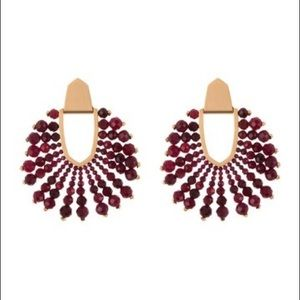 NWOT Kendra Scott Diane Beaded Earrings